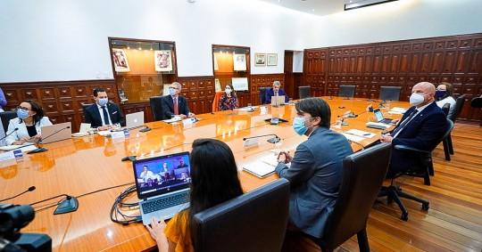 El gobierno une fuerzas para erradicar la malaria en Ecuador/ Foto: cortesía Vicepresidencia