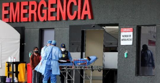 Ecuador acumula 410.870 contagios de covid-19 / Foto: EFE