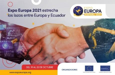 Expo Europa Virtual 2021 impulsará la relación comercial entre la UE, Ecuador y Latinoamérica / Foto: foto cortesía Delegación de la Unión Europea en Ecuador