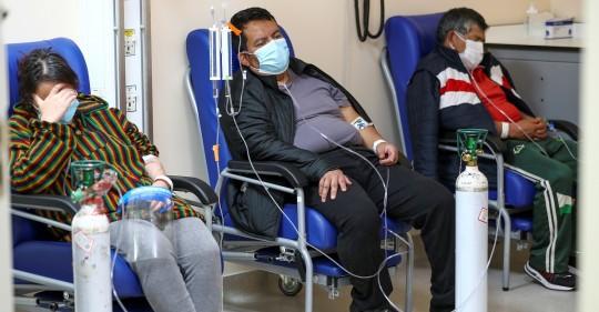 Ecuador suma 2.950 nuevos contagios y totaliza 350.539 casos de covid-19 / Foto: EFE