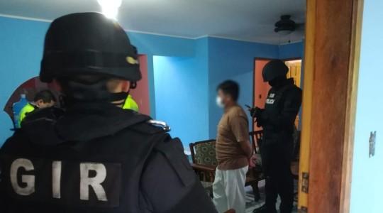 Rescatan a 7 menores víctimas de agresión sexual en sus familias / foto cortesía Fiscalía Ecuador