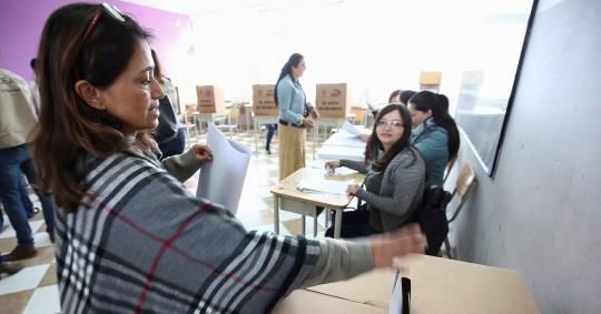 Avalan presupuesto de 91 millones de dólares para las elecciones 2021 / Foto: EFE