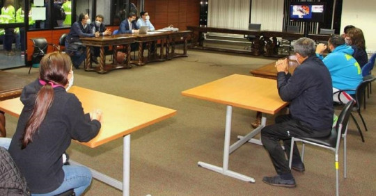 Juez de la Corte Nacional dicta prisión preventiva contra Pablo Celi / Foto: Cortesía de la Fiscalía General