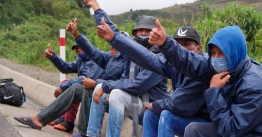 El gobierno lanzará un nuevo programa para la regularización de venezolanos/ Foto: EFE