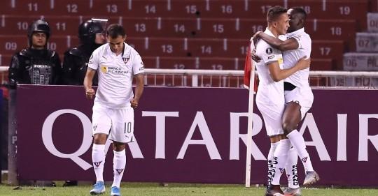 Emelec, Barcelona, Guayaquil y Liga por un billete a la final de Ecuador / Foto: EFE