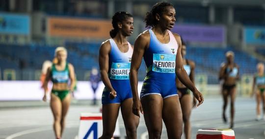 El atletismo ecuatoriano, en la élite mundial / Foto: Cortesía Comité Olimpico Ecuatoriano