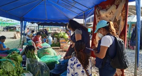 MIES lucha por erradicar el trabajo infantil en Zamora Chinchipe / Foto: cortesía MIES