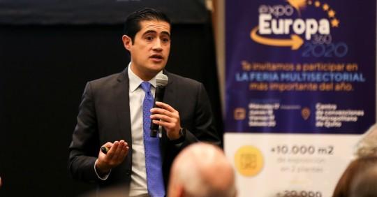 BID elige a exministro Richard Martínez como vicepresidente de países / Foto: EFE