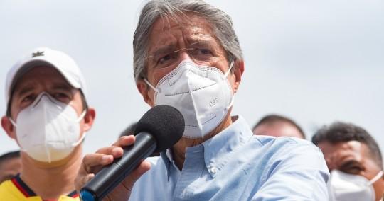 Guillermo Lasso, nuevo presidente de Ecuador / Foto: EFE