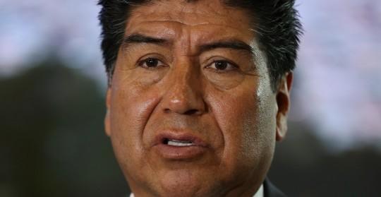 El alcalde de Quito defiende a su hijo de presuntos actos de corrupción / Foto: EFE