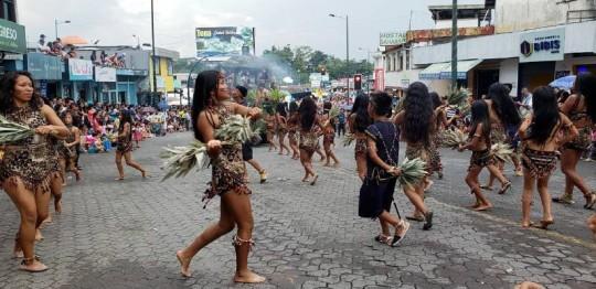 Folclore y culturas de la Amazonía - Foto: El Universo