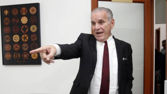 Cuesta anunció su renuncia la noche del lunes 9 de septiembre de 2019, no dio explicaciones sobre su salida ni atendió las consultas de este Medio. Foto: Expreso