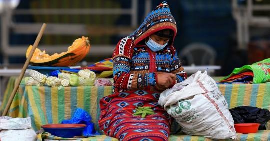 Ecuador reporta 119.553 positivos y 10.963 fallecidos por la COVID-19 / Foto: EFE