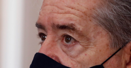 Juan Carlos Zevallos se encuentra en el ojo del huracán / Foto EFE