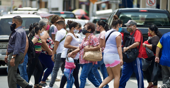 Ecuador reporta 1.299 nuevos positivos de Covid-19 y totaliza 151.659 casos / Foto: EFE