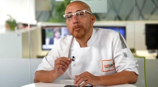 El chef ecuatoriano Carlos Gallardo asegura que el mundo ya conoce los productos ecuatorianos y que es hora de que el país se posicione como destino gastronómico de Latinoamérica. Foto: El Comercio