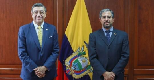 Ecuador asumirá la presidencia temporal de la Comunidad Andina el 2 de julio/ Foto: cortesía Cancillería