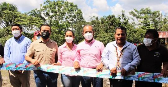 Paparawa ahora cuenta con agua potable / Foto: cortesía Secretaría Técnica de la Circunscripción Territorial Especial Amazónica