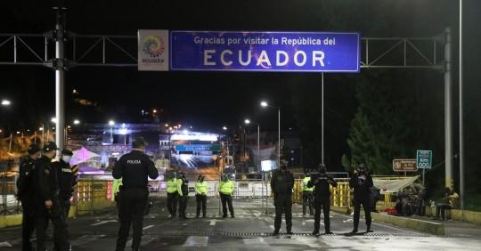 Ecuador reformará Ley de Movilidad Humana con nuevos supuestos para deportar / Foto: EFE