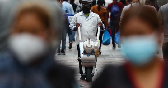Ecuador crecerá en 2021 un 2,8 %, el segundo peor dato de Latinoamérica / Foto: EFE