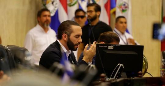 La Corte Constitucional rechaza la destitución de jueces en El Salvador / Foto: EFE