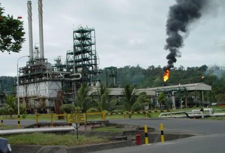 Este proceso investiga procesos precontractuales y contractuales de servicios de recuperación de condensados en la refinería de Esmeraldas. Foto: La Hora