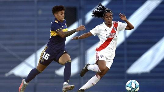 El Nacional está en el grupo A de la Copa Libertadores femenina 2020 / Foto EFE