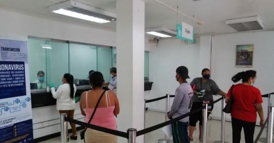 El bono de alivio al desempleo se entregará desde este mes / Foto Ministerio de Inclusión