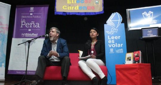 La literatura ecuatoriana perdió a 2 referentes en 3 días / Foto: cortesía Secretaría de Cultura de Colombia