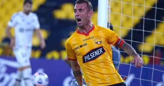 Barcelona ganó el grupo C con una victoria ante Santos/ Foto: EFE