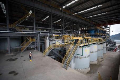 INICIO. Mirador produce desde el 18 de julio. Foto: La Hora