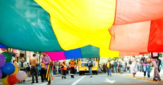 """""""Proud Destinations"""", la primera iniciativa de turismo LGBTIQ+ en Ecuador / Foto: Shutterstock"""