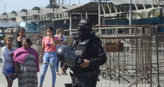 La CIDH condena la violencia que causó 100 muertos en una cárcel de Guayaquil / Foto: EFE