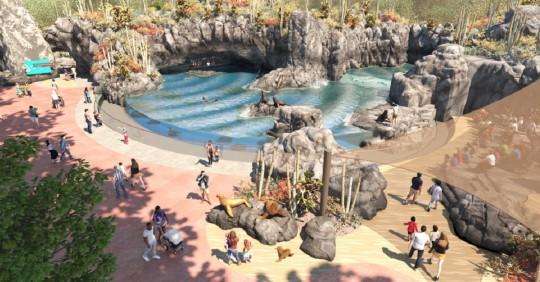 Zoológico de Houston recreará a las Islas Galápagos como modelo de conservación / Foto: EFE