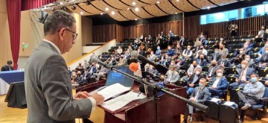 El gobierno presenta al sector privado proyectos de generación eléctrica / Foto: cortesía Ministerio de Energía