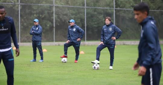 Ecuador jugará con Bolivia en el estadio de Independiente del Valle / Foto: EFE