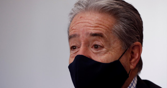 La Fiscalía allanó el Ministerio de Salud / Foto: EFE