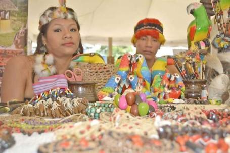 ETNIA. La nacionalidad Shuar es de una de las más representativas de Zamora Chinchipe. Foto: La Hora