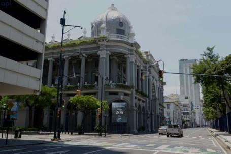 Guayas fue la primera provincia en la que se radicalizó el toque de queda. Foto: La Hora