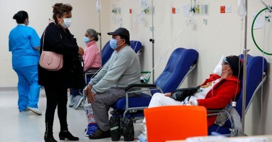 Ecuador suma 952 nuevos casos de covid-19 y acumula 429.817 contagios/ Foto: EFE