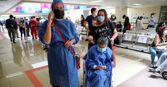 Covid-19: 2.795 nuevos casos y eleva los contagios a 321.451 / Foto: EFE
