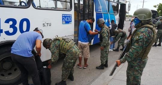 El crimen organizado alza su voz en un Ecuador perplejo / Foto: EFE