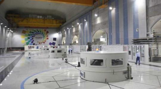 La hidroeléctrica entró en operación a fines del 2016, pero aún no ha sido entregada formalmente. Los técnicos todavía evalúan su funcionamiento.  Foto: El Comercio