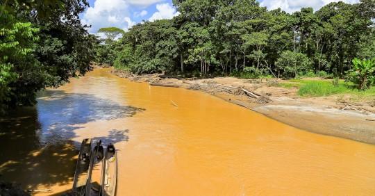 Presentan nuevo Atlas de la Amazonía que ayudará a planificación sostenible / Foto: EFE
