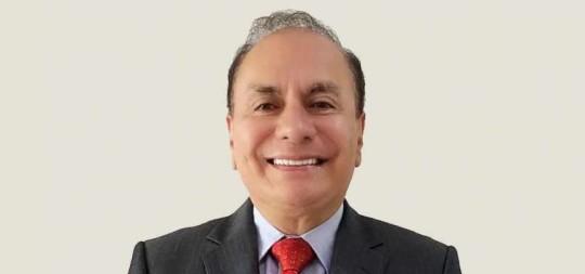 Luis Arturo Poveda, ministro de Trabajo