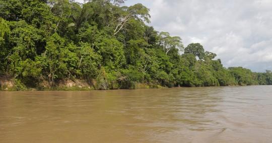 Los ríos de Ecuador están contaminados con coliformes / Foto: El Oriente