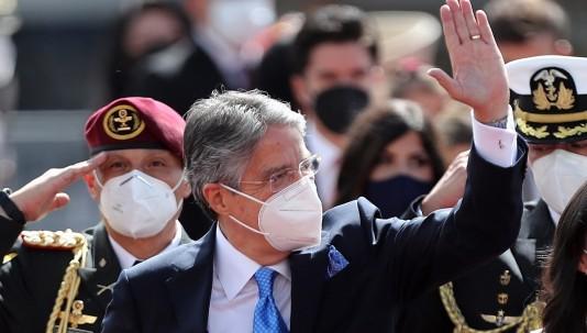 Lasso viajará a México, país con el que Ecuador busca un acuerdo comercial / Foto: EFE