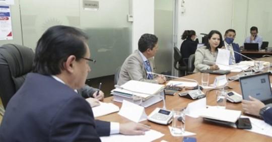 Contralor ratifica que se desvanecieron glosas de Sinohydro por $ 295 millones / Foto: cortesía Asamblea Nacional