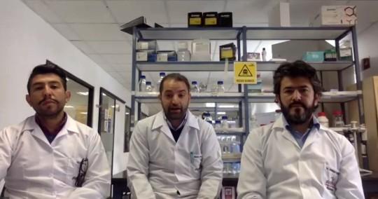 Primer kit de diagnóstico PCR ecuatoriano sale al mercado / Cortesía de la UDLA