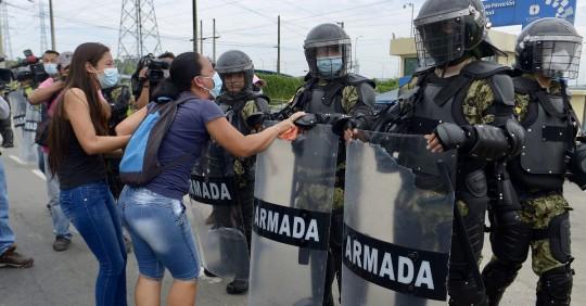 Continúa la tensión y la incertidumbre por la crisis carcelaria / Foto: EFE
